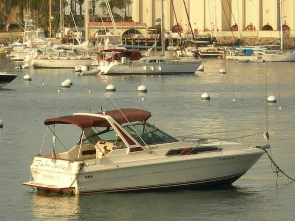 Photo 1988 Sea Ray 270 Sun Dancer - $12,500 (Middle River)