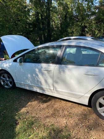 Photo 2008 Honda Civic - $3,500 (Fayetteville area)