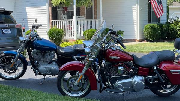 Photo 2012 HD Touring Motorcycle for Sale or Trade - Harley Davidson - $12,000 (Britany)