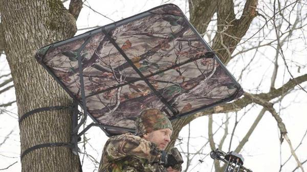 Photo Big Dog Hunting Tree Stand Roof Kit - $20 (Front Royal)