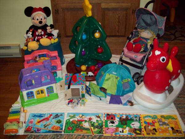 Photo Brand Name Toys by Appointment for Porch Pick-Up (GARDNERS)