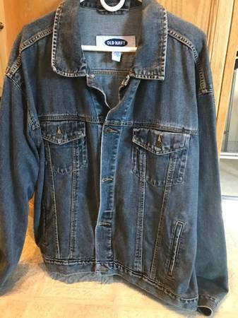 Photo Classic Old Navy Jean Jacket (Westminster, MD)