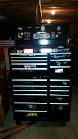 Photo Craftsman tool boxes - $666 (Carlisle)