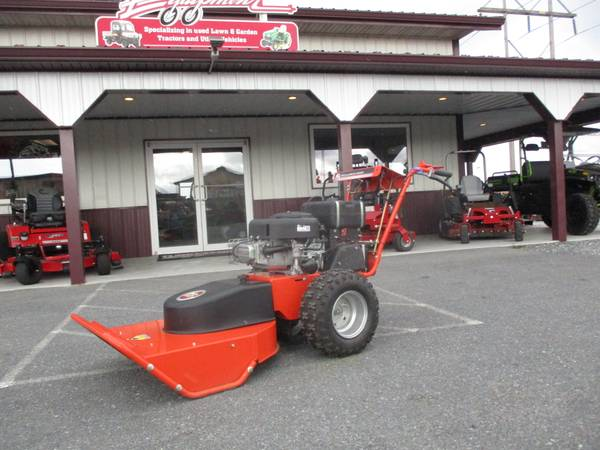 Photo DR walk-behind brushcutter - $1,250 (Chambersburg, PA)