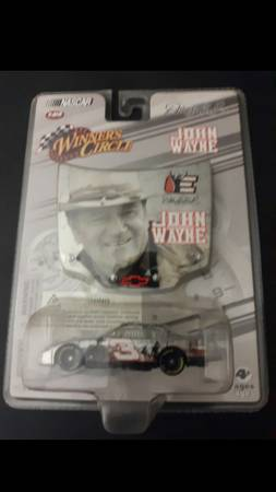 Photo Dale Earnhardt sr John Wayne car - $50 (Waynesboro)