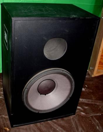 Photo JBL 4641 THX Movie Theater Cinema Screen Sub woofer Speaker - $375 (Carlisle)