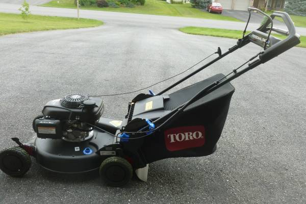 Photo Lawn Mower Toro Super Recycler Self-Propelled - $525 (Shippensburg)