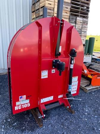 Photo New Dirt Dog 539 3pt Rotary Mower quotBush Hog Typequot Red - $1,725 (BIGLERVILLE)