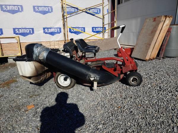 Photo Snapper Riding Mower wbagger - $150 (Chambersburg)
