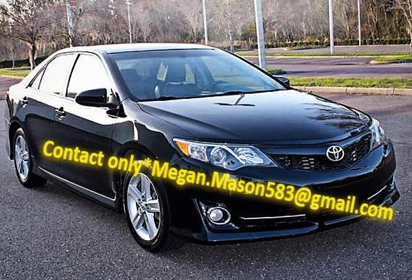 Photo Toyota Camry SE - $1,650 (Chambersburg)
