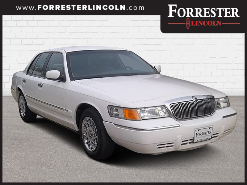 Photo Used 1999 Mercury Grand Marquis GS for sale
