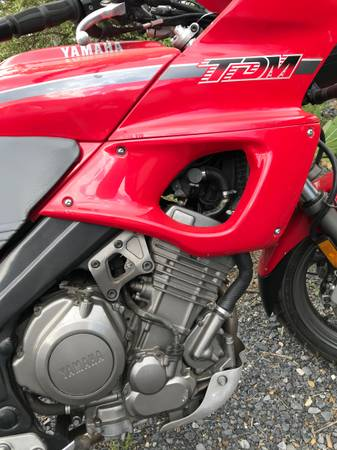 Photo Yamaha TDM 850 - $2,250 (Chambersburg)