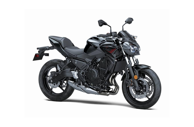 Photo 2020 Kawasaki Z650 ABS - Metallic Spark BlackFlat Spark Black $7649
