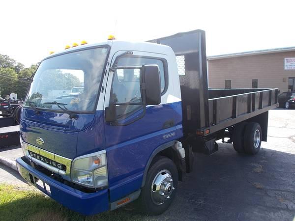 Photo 07 sterling 12 ft dump truck - $16,500 (Albemarle, N. C.)