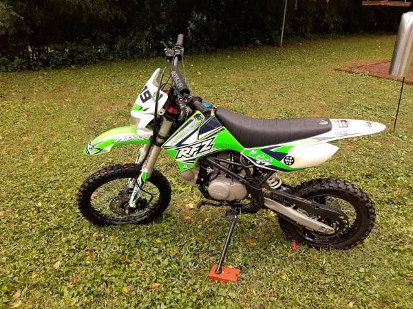 Photo 125cc Apollo Dirt BikePit Bike - $1,300 (Statesville)