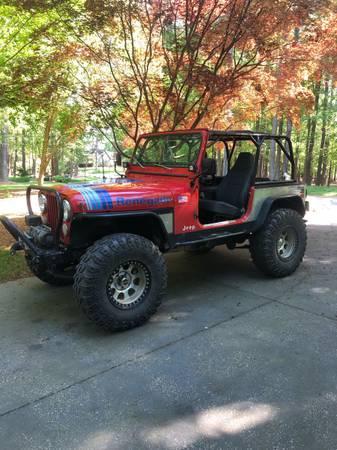 Photo 1979 Jeep CJ7 - $13000 (Cornelius, NC)