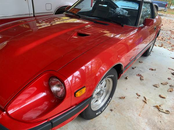 Photo 1983 Datsun 280ZX - $10,500