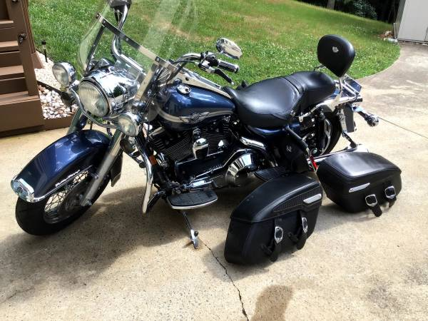 Photo 2003 Harley Davidson Motorcycles Dyna Super Glide Road King Classic - $9,999,999,999 (Hickory)