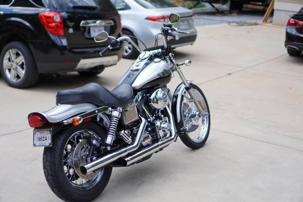 Photo 2003 Harley Dyna - $7,300 (Catawba)