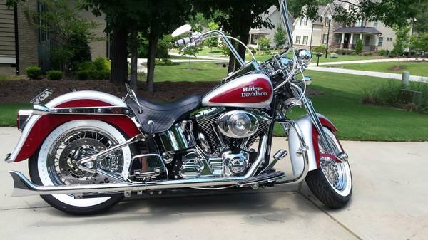 Photo 2003 Harley Heritage Springer - $19,500 (Rock Hill, SC)