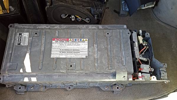 Photo 2004 - 2009 Toyota Prius HV battery for parts - $260 (Charlotte)