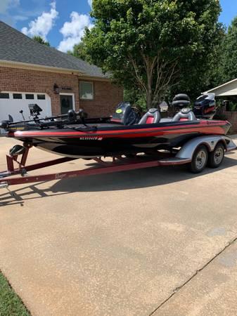 Photo 2004 ranger 185vx bass boat - $14,500 (Cherryville)