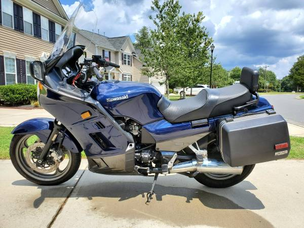 Photo 2006 Kawasaki Concours ZG1000 - $1,800 (Fort Mill, SC)