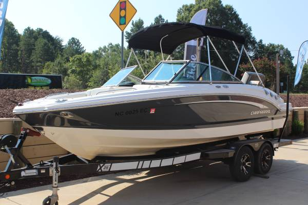 Photo 2015 Chaparral 216 SSi - Priced for quick sale - $42,500 (Mooresville)