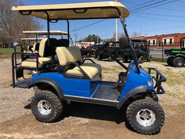 2018 Evolution Street Legal golf cart! 2 speed 48v ...