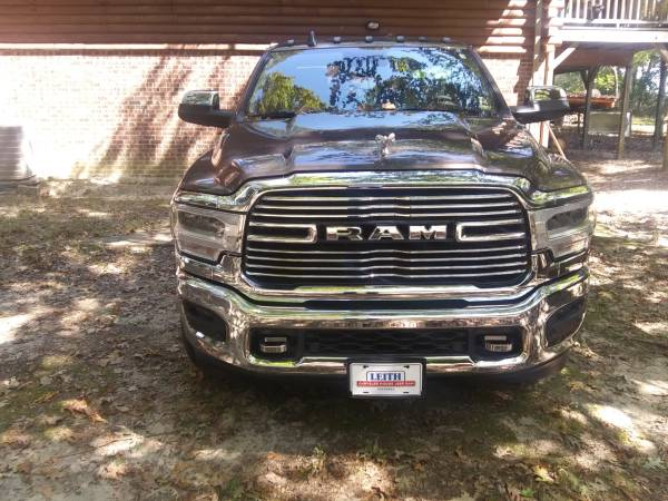 Photo 2019 DODGE FRONT CHROME BUMPER COMPLETE TOOK OFF REPLACE WITH BRUSH GU (Hope Mills)