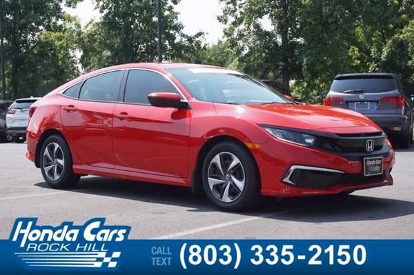 Photo 2019 Honda Civic LX - $21,447 (_Honda_ _Civic_ _Sedan_)