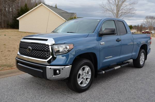 Photo 2019 Toyota Tundra 5.7L V8 4X4 TRD OFF-ROAD Laser Cruise Blind Spot,,, - $29,999 (Charlotte NC)