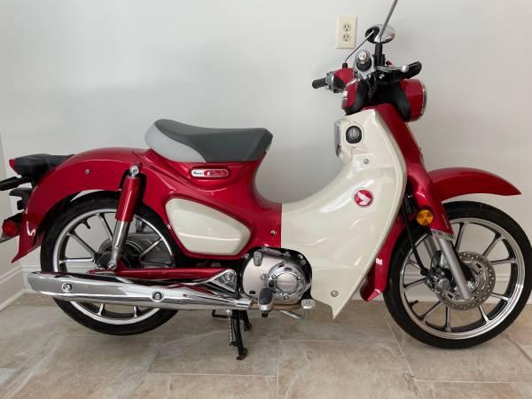 Photo 2021 Honda Super Cub - $3,895 (Mooresville)