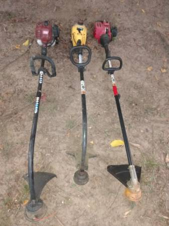 Photo 2 weedeaters - $15 (Rock Hill)