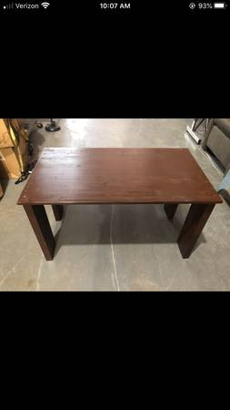Photo 36quot Dark Brown Low Coffee Table - $25 (Mooresville)