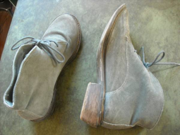 Photo Ankle Boots - Womens - $5 (Rock Hill)