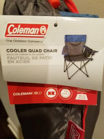 Photo Beach Chair Foldable Coleman NEW - $20 (South Charlotte)