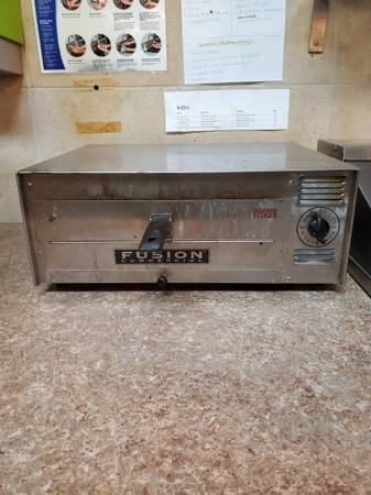 Photo Commercial Toaster Oven - $30