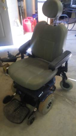 Photo Electric Wheelchair (Gastonia)