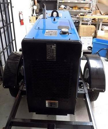 Photo Exclusive engine and generator MILLER TRAILBLAZER quot302Dquot - $1000