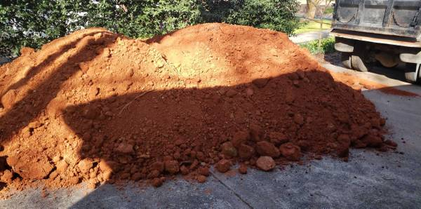Photo Fill dirt, landscaping dirt and topsoil delivered (Indian Trail, Charlotte, Mathews, Mint Hill, Harrisburg)