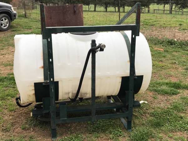 Photo H  H 3 Point Hitch Sprayer $1500 OBO (Oakboro, NC)
