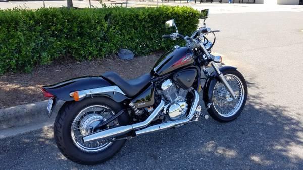 Photo Honda Shadow 600 (2007) - $3,000 (Mooresville)