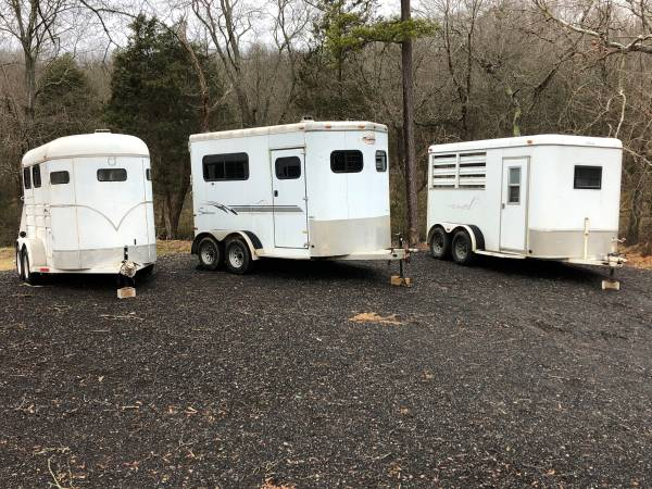 Photo Horse Trailer For Rental - $75 (Mooresville NC)