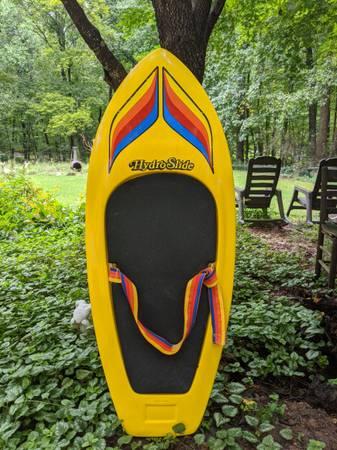 Photo Hydroslide Kneeboard Vintage Boat Skiing Wakeboard... - $115 (DGastonia)