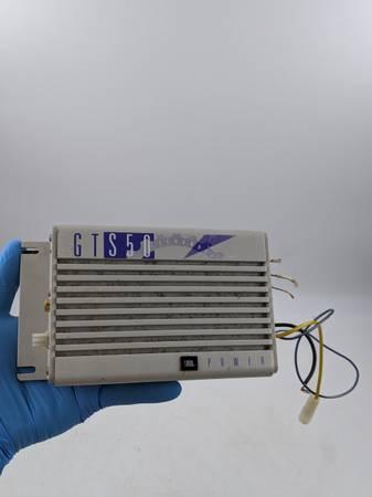 Photo JBL GTS50 2 Channel Power Amplifier... - $35 (DGastonia)