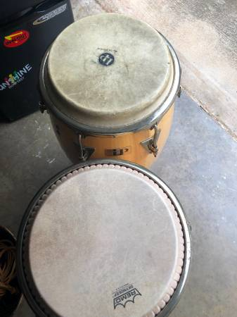 Photo LP classic congas (2) - $325 (Mint hill)