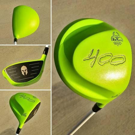 Photo Long Drive Golf Drivers Brute Mutant 4Alpha 6 Cobra 5.5 HoF Shaft (CHINA GROVE)