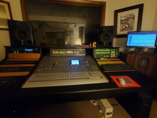 Photo Recording Studio For Sale REDUCED PRICE - $12,464 (charlotte)