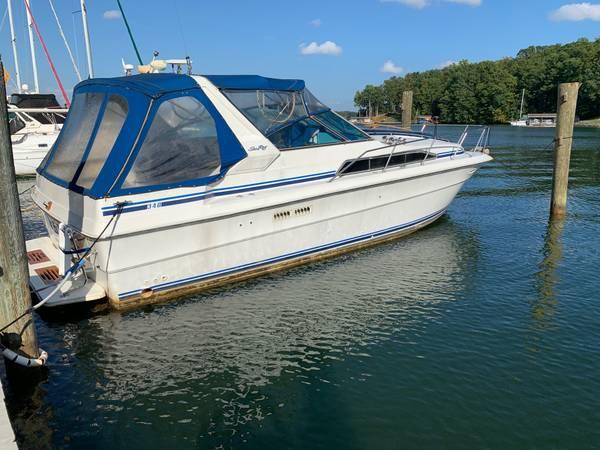 Photo Sea Ray 340 Express Cruiser - $22,500 (Smith Mountain Lake, VA)